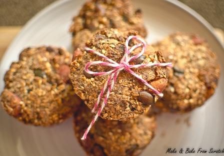 Psyllium Husk Muffins-2
