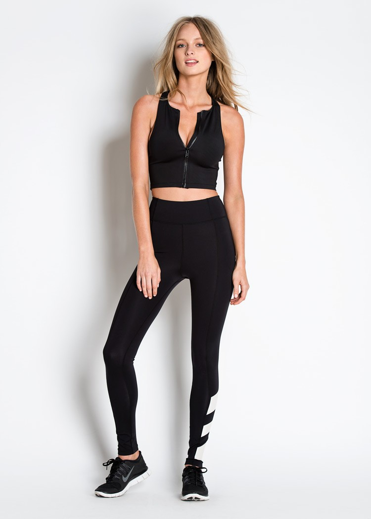 Black Dance Pants