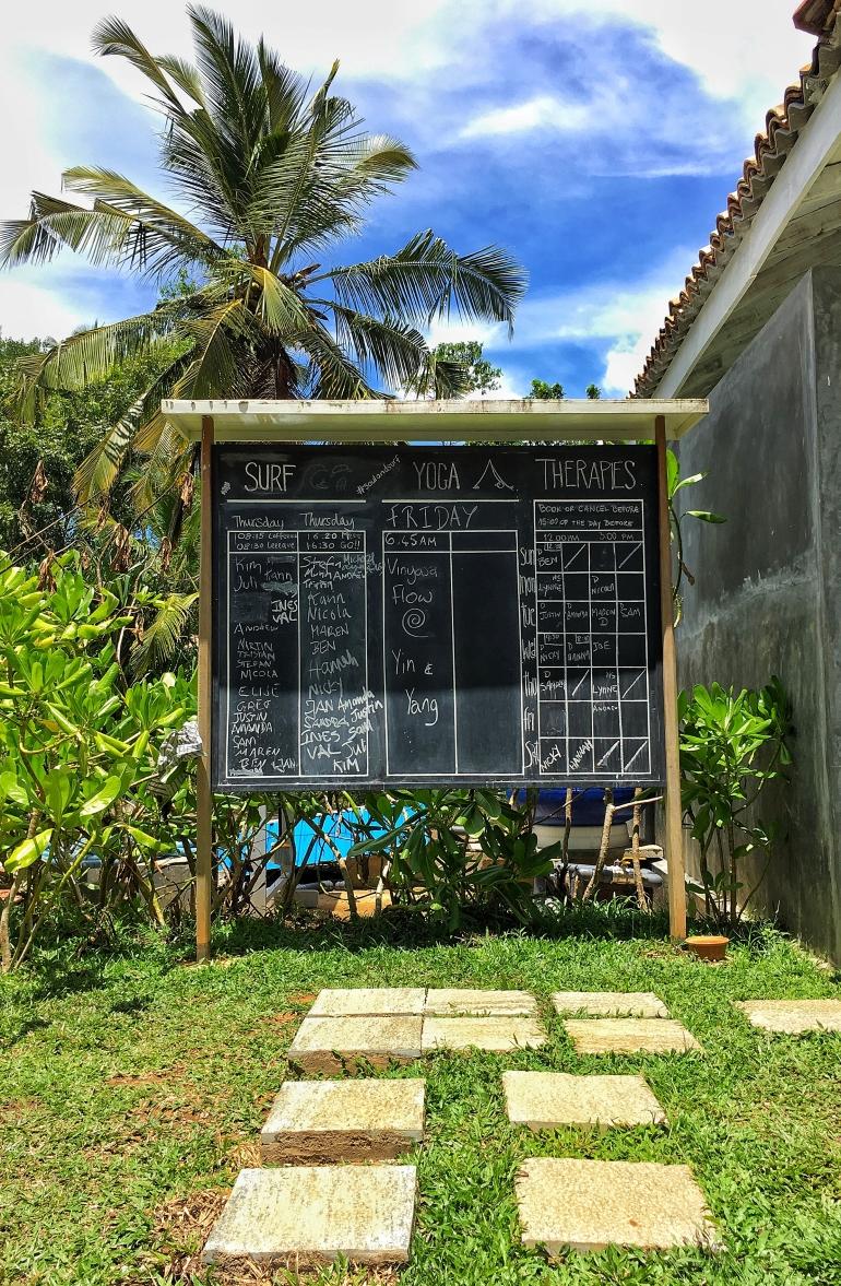 Actvity Board